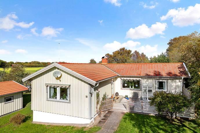 Bild: 5 rum villa på Södra Rågelundsvägen 18, Kungsbacka kommun Frillesås