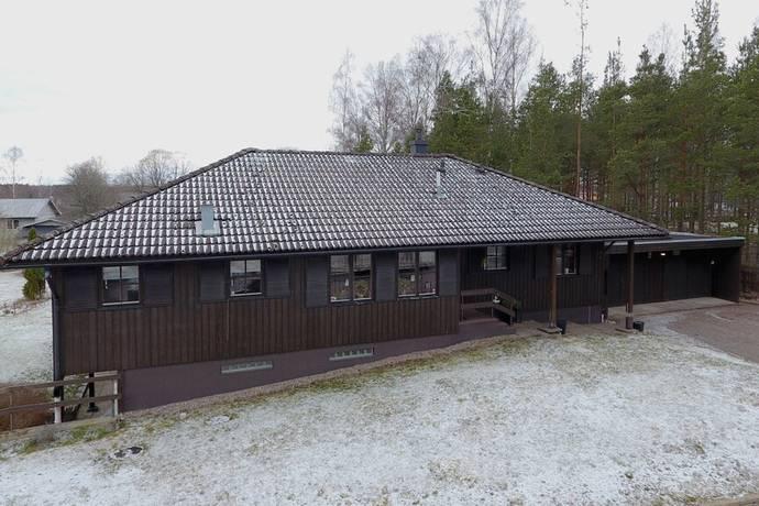 Bild: 6 rum villa på Tallbacksgatan 22, Kristinehamns kommun Bäckhammar