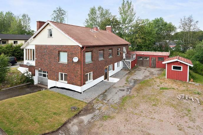 Bild: 8 rum villa på Villavägen 4, Munkedals kommun Hällevadsholm