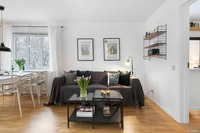 Bild: 2 rum bostadsrätt på Klangs gränd 1 B, Uppsala kommun Luthagen / Rackarberget