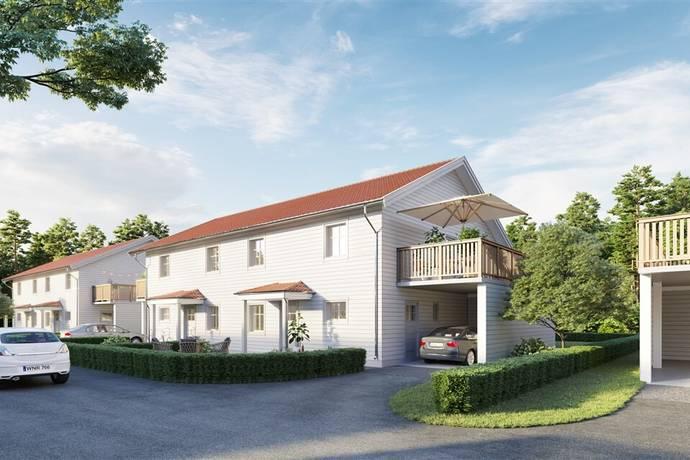 Bild: 7 rum bostadsrätt på Klippervägen 12, 14, 16, Enköpings kommun Bredsandshöjden
