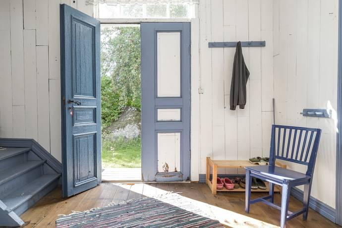 Bild: 3 rum fritidshus på Dillesvägen 6, Söderhamns kommun Sandarne