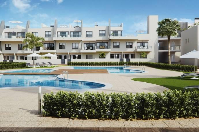Bild: 3 rum bostadsrätt på Härligt område!, Spanien Torre de la Horadada | Torrevi