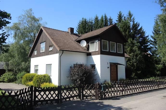 Bild: 4 rum villa på Sundinvägen 3, Markaryds kommun