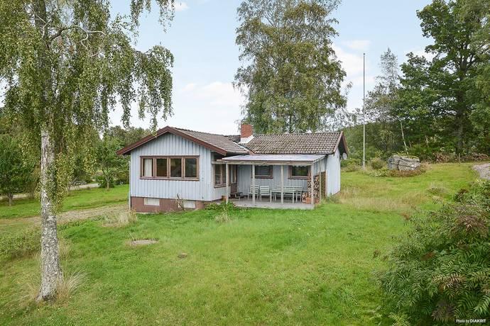 Bild: 4 rum villa på Korsviken 168 Södra, Uddevalla kommun Korsviken