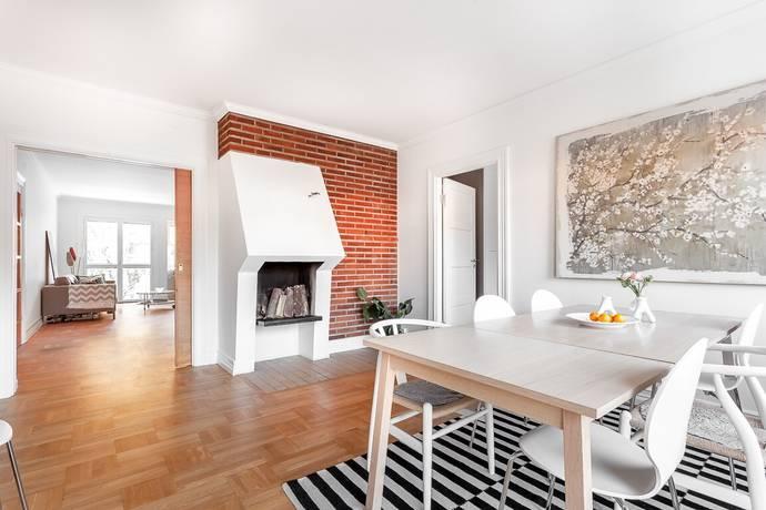 Bild: 5 rum bostadsrätt på Rådhusesplanaden 15, Umeå kommun Centrala Umeå