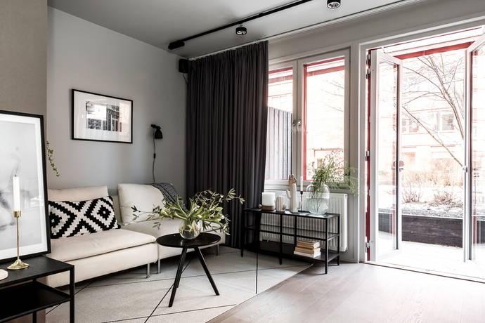 Bild: 2 rum bostadsrätt på Valhallavägen 152 D, Stockholms kommun