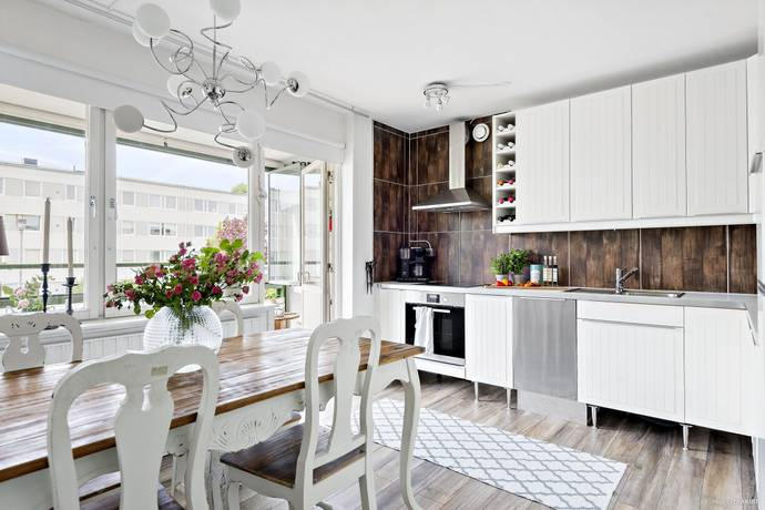 Bild: 2 rum bostadsrätt på Västra Gunnesgärde 43, Göteborgs kommun Hisingen - Tuve