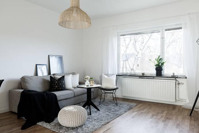 Bild: 3 rum bostadsrätt på Spångavägen 42, 3 tr, Stockholms kommun Bromma Brommaplan