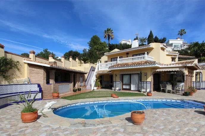 Bild: 5 rum villa på Villa i Torrmuelle, Spanien Benalmádena Costa