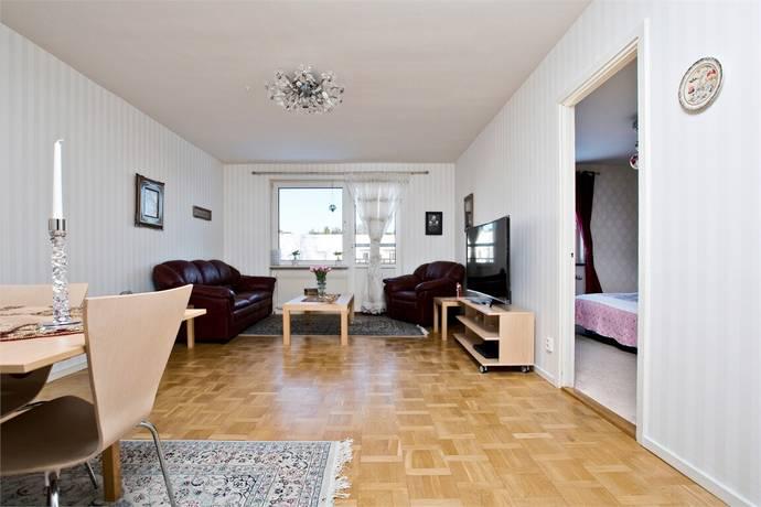 Bild: 3 rum bostadsrätt på Hammarvägen 47, Järfälla kommun Jakobsberg