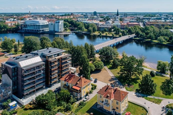 Bild: 2 rum bostadsrätt på Brogatan 1, Karlstads kommun Sundsta
