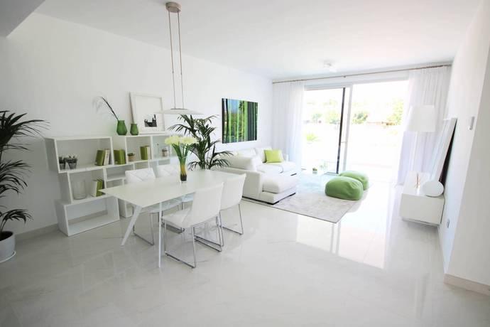 Bild: 4 rum bostadsrätt på Costa del Sol, Spanien Estepona