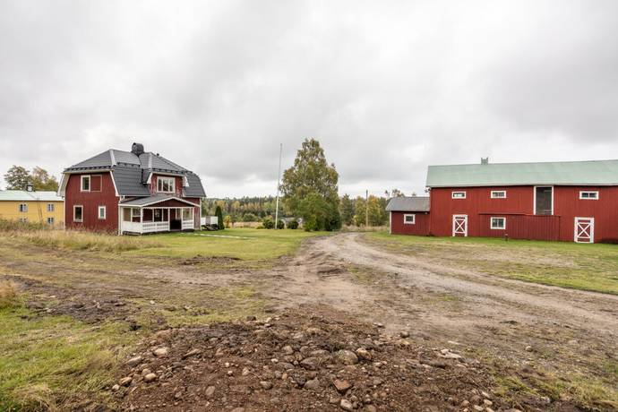 Bild: 4 rum gård/skog på Västerå 931, Timrå kommun SÖRÅKER