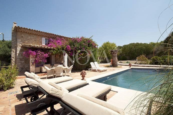 Bild: 4 rum villa, Spanien Calvia, Mallorca