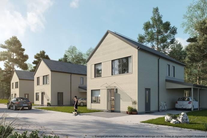 Bild: 5 rum villa på Tant Gröns Väg 14, Botkyrka kommun Uttran