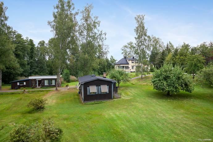 Bild: 6 rum villa på Norrbackagatan 9, Grums kommun