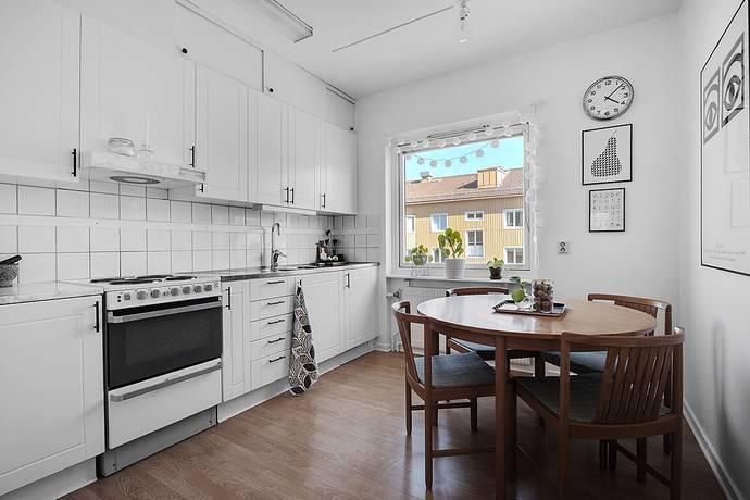 Bild: 2 rum bostadsrätt på Kaparegatan 2 A, Uddevalla kommun