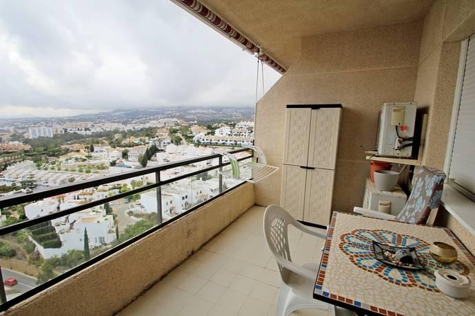 Bild: 2 rum bostadsrätt på Benalmadena Costa - Lägenhet med otrolig utsikt., Spanien Benalmadena Costa