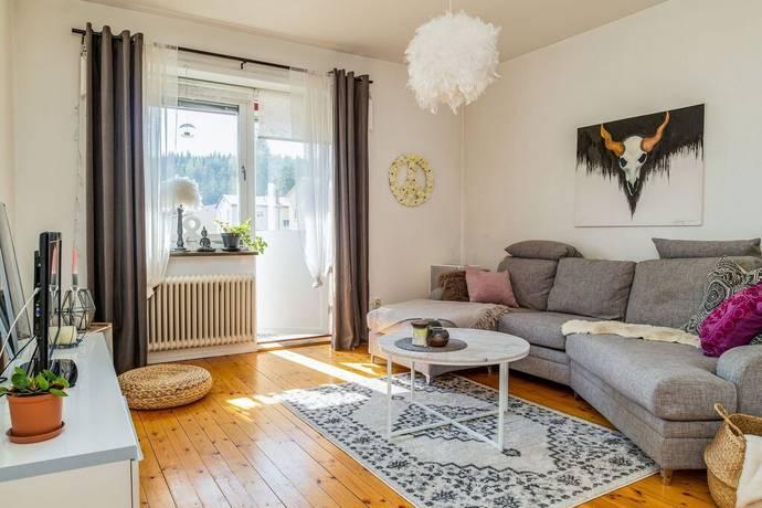 Bild: 2 rum bostadsrätt på Bergsgatan 18C, Ludvika kommun Högberget