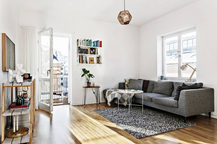 Bild: 2 rum bostadsrätt på Högbergsgatan 67, 1tr, Stockholms kommun Södermalm