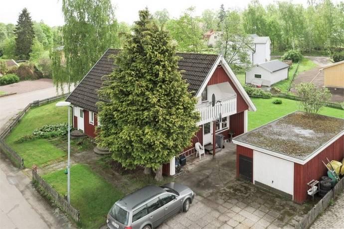 Bild: 5 rum villa på Björnströms väg 8, Högsby kommun RUDA