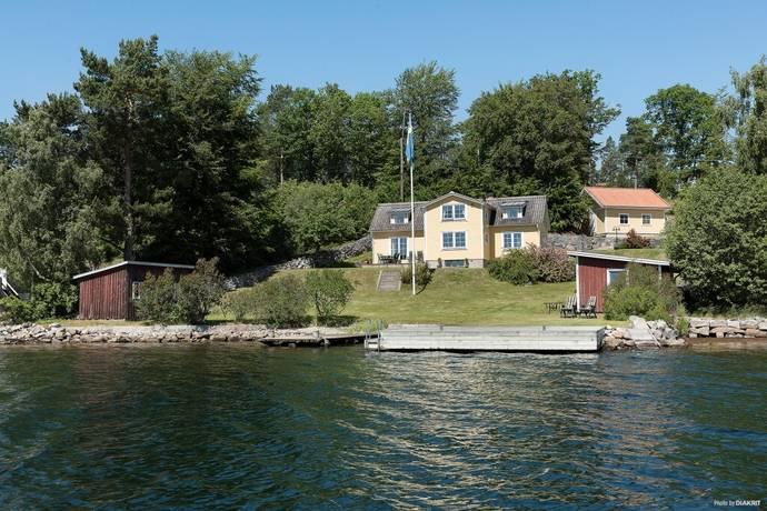 Bild: 6 rum villa på Furösundsvägen 18-15, Karlshamns kommun Yttre Matvik