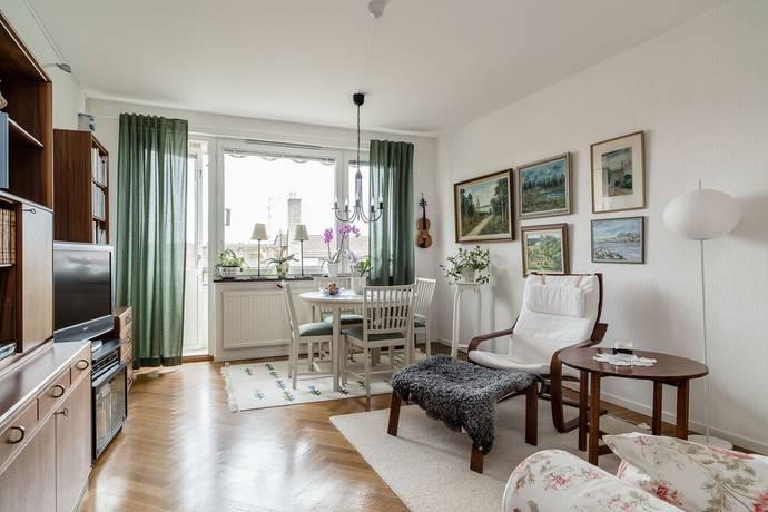 Bild: 3 rum bostadsrätt på Norra järnvägsgatan 14A, Flens kommun Flen
