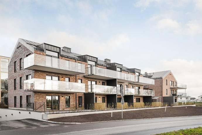 Bild: 2 rum bostadsrätt på Brearedsvägen 95, Varbergs kommun Breared