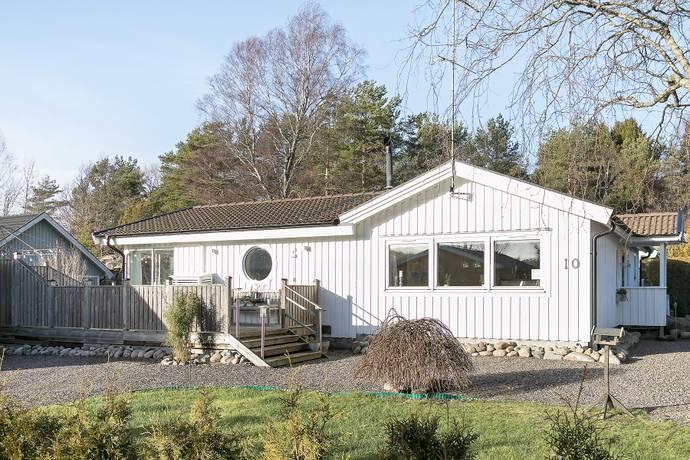Bild: 3 rum villa på Södra Lunnabergsvägen 10, Kungsbacka kommun Vallda