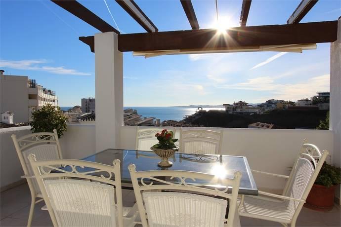 Bild: 3 rum bostadsrätt på Takvåning med enastående utsikt!, Spanien Benalmádena Costa