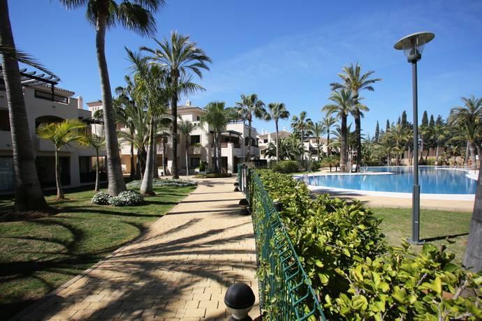 Bild: 5 rum bostadsrätt på Taklägenhet i Marbella, Costa del Sol, Spanien Marbella