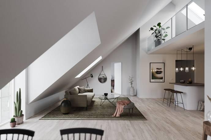 Bild: 5 rum radhus på Nöbbelövs kyrkoväg 10, Lunds kommun LUND
