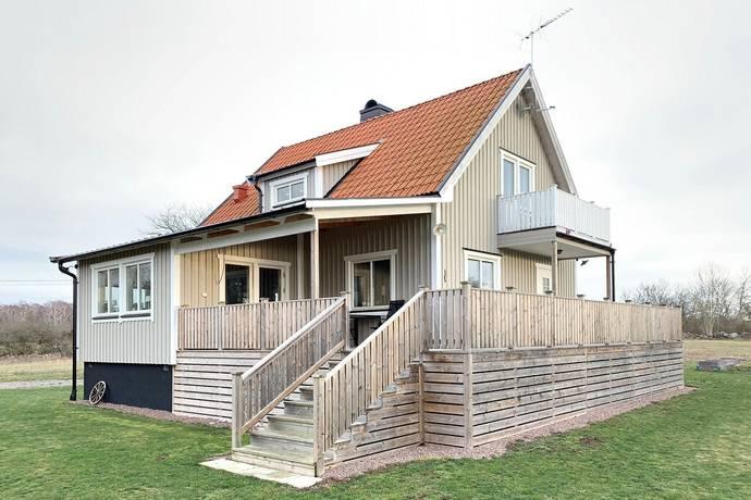 Bild: 4 rum villa på Vässbylundsvägen 4, Borgholms kommun Vässbylund/Föra