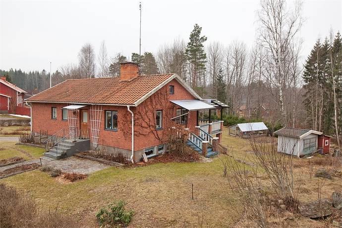 Bild: 3 rum villa på Malmvägen 11, Katrineholms kommun Strångsjö