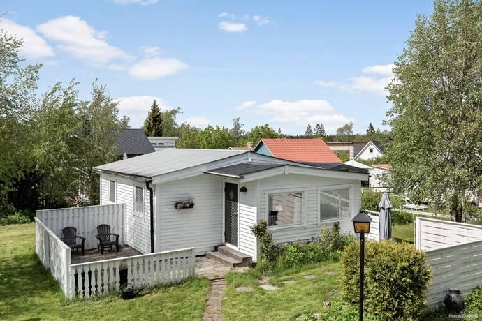 Bild: 2 rum fritidshus på Villestigen 12, Skövde kommun Simsjön