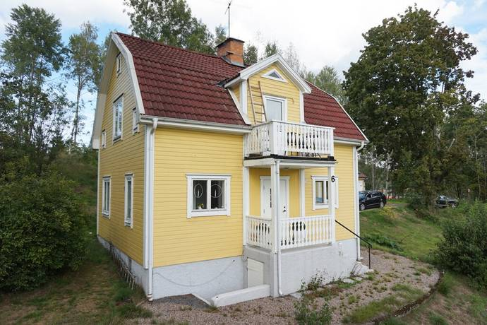 Bild: 3 rum villa på Strandvägen 6, Valdemarsviks kommun Gusum