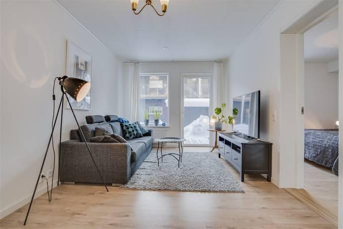 Bild: 2 rum bostadsrätt på Sandåkersgatan 5, Umeå kommun Sandåkern