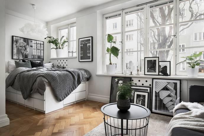 Bild: 1 rum bostadsrätt på Chapmansgatan 4, Stockholms kommun Kungsholmen