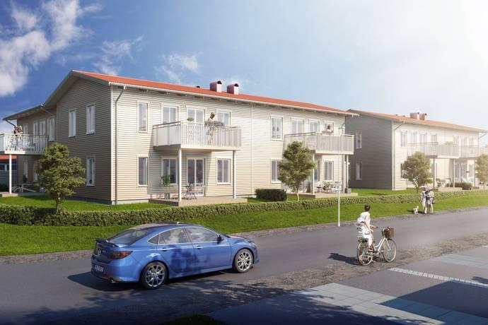 Bild: 5 rum bostadsrätt på Gökärtsvägen/Skidstavägen, Gävle kommun Lindbacka