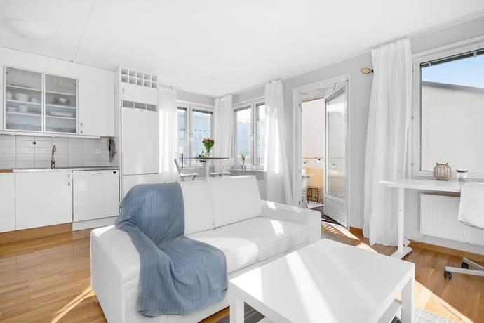 Bild: 1 rum bostadsrätt på Götalandsvägen 237, 1 tr, Stockholms kommun Älvsjö Centrum