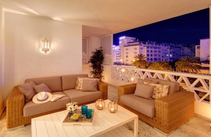 Bild: 3 rum bostadsrätt på Lägenhet i marbella, Malaga, Spanien marbella