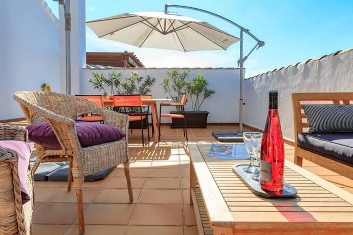 Bild: 4 rum bostadsrätt på Miraflores / Costa del Sol, Spanien Miraflores