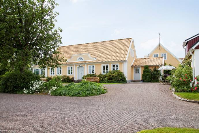Bild: 9 rum villa på Bjeretsvägen 38, Svedala kommun Sjödiken