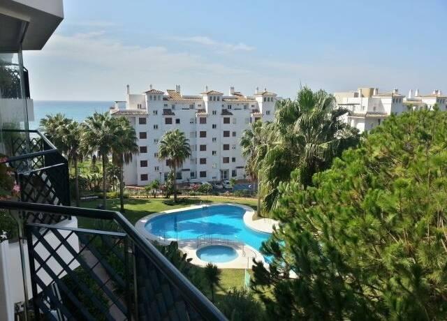 Bild: 3 rum bostadsrätt på Lägenhet i semesterorten Mi Capricho i Calhonda, Spanien CALAHONDA