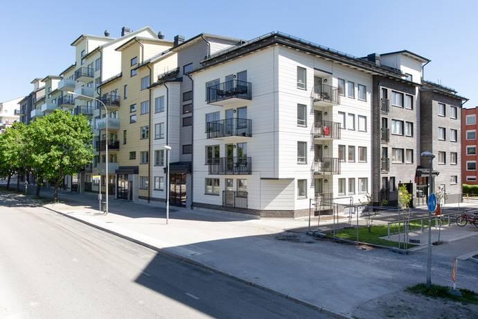 Bild: 3 rum bostadsrätt på Råbyvägen 57A, Uppsala kommun Gränby