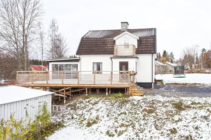 Bild: 3 rum villa på Vintervägen 1, Hällefors kommun Grythyttan