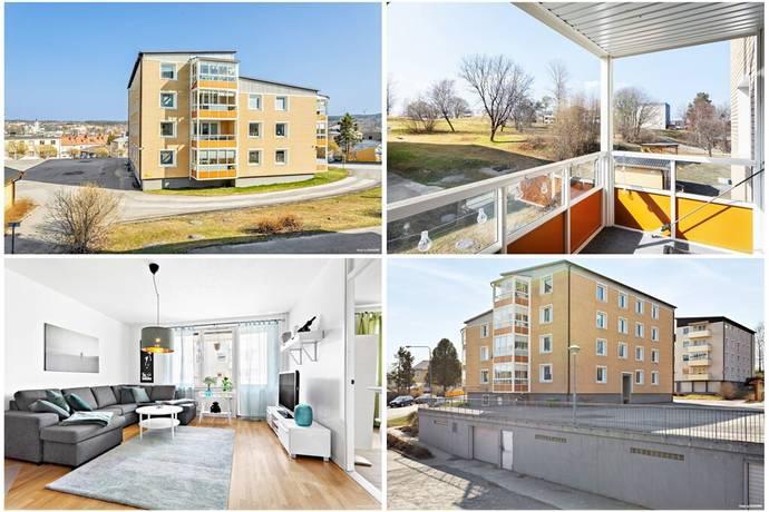 Bild: 3 rum bostadsrätt på Gådeåvägen 8, Härnösands kommun Gådeåstaden