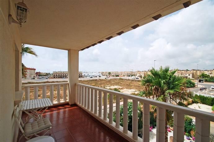 Bild: 3 rum bostadsrätt på Prisvärd takvåning med takterrass, Spanien Torrevieja Söder - Lomas de Cabo Roig