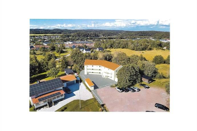 Bild från Herrestad / Kissleberg - Brf Klockarevägen